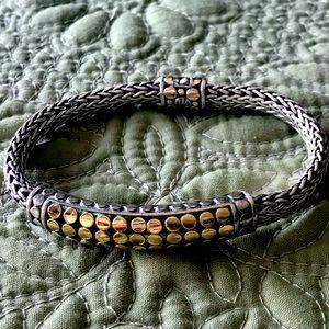 John Hardy Gold Dot 18K Bracelet